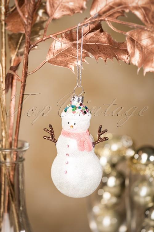 Sass and Belle Snowman Christmas Hanger 290 90 28617 11152018 002W