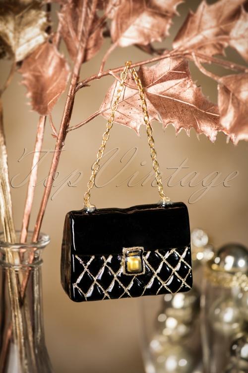 Sass and Belle Designer Handbag Christmas Hanger 290 14 27789 11152018 013W