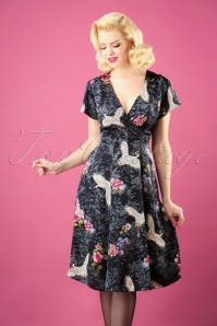 Louche Marilyn Crane Dress 102 39 26614 20180928 0006W
