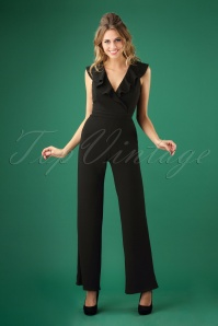 Wild Pony Venceslada Jumpsuit in Black 133 10 27089 20181003 0004W