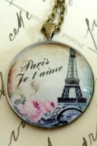 CH Paris Pendant je taime