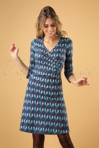 Tante Betsy Blue Parrot Dress 106 39 25423 20181005 0107W