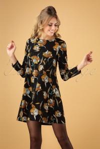 Compania Fantastica Nalon Floral Dress 106 14 27081 20181010 0003W