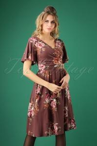 Mikarose McKinley Flutter Dress 26110 3W