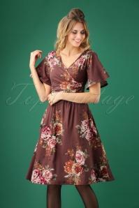Mikarose McKinley Flutter Dress 26110 2W