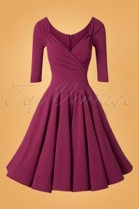 Steady Clothing Burgundy Diva Full Swing 102 20 26977 20181123 185W