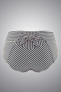 Marlies Dekkers 27909 Navy Ecru Holi Vintage Bikini Bottom 20181109 003