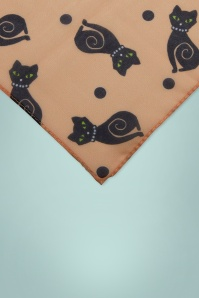Erswilder 28695 Meow at Midnight Scarf 03