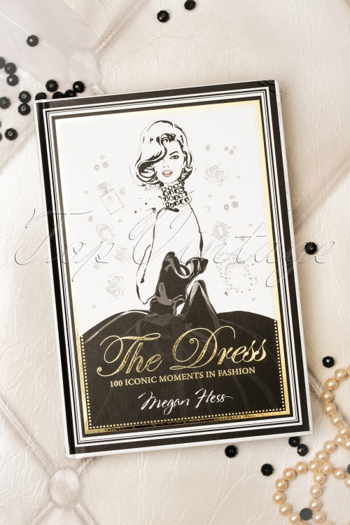 Hardie Grant Books 28698 The Dress Book by Megan Hess 20181128 005W