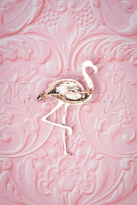 Lovely 28942 Flamingo Brooch 20181220 006W