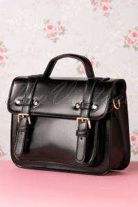 Banned 26791 Galatee Small Black Bag 20190107 026W