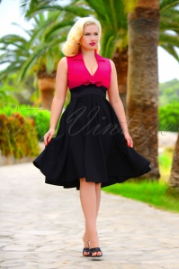 Rizzo Dress Pink 1425 2W