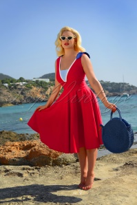 Gerry Sailor Dress 1342W