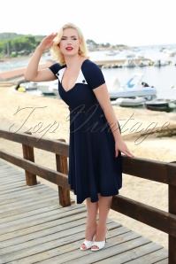 Jane Swing Dress 1657 AmendW