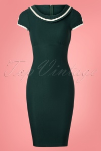 Steady 26978 Green Eleanor Pencil Dress 20190111 005W
