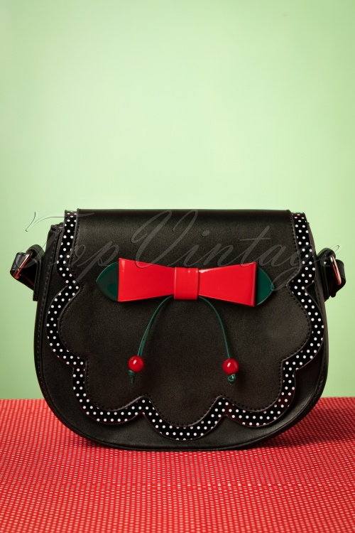 Banned 29075 Marilou Cherry Polkadot Bag 20190111 024W