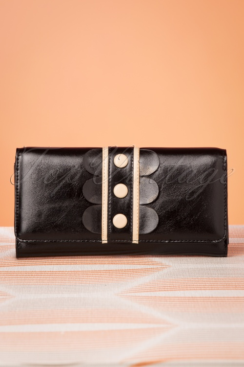 Banned 26786 Black Wallet Deidre 20190114 015W