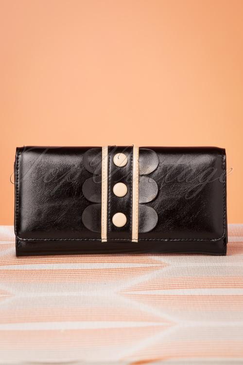 Banned 26786 Black Wallet Deidre 20190114 015W