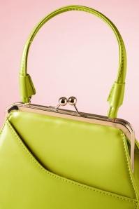 Tatyana Bag in Green 29067 02192016 010