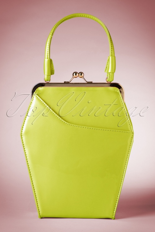 Tatyana Bag in Green 29067 02192016 009W