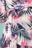 Traffic People 27323 Mari Tropical Floral Dress 20190117 006