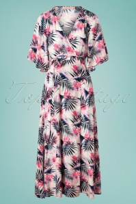 Traffic People 27323 Mari Tropical Floral Dress 20190117 005W