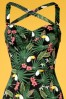 Collectif Clothing 27413 Kiana Tropicalia DressV