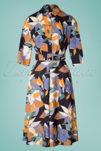 Closet London 29032 Belted A Line Dress 20190121 003W
