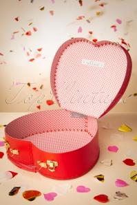 Sass & Belle 29128 Valentine Heart Suitcase 20190123 062W