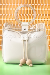 60s Look At Me Bag in Cream