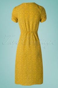 Louche 28119 Chantal Mini Fleur Dress 20190128 007W