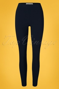 50s Susan Skinny Pants in Black