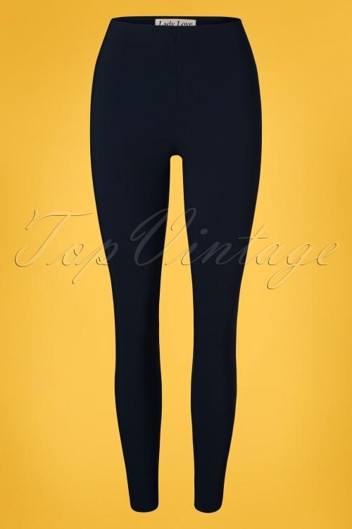 Lady Love 28465 Skinny Pants Black 20190129 002W