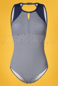 Tweka 27934 Swimsuit Sailor Striped 20190123 002W