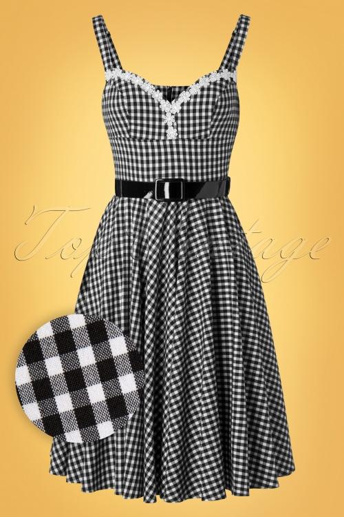 Glamour Bunny 28168 Cindy Dress Swing Dress 20181221 0002W1