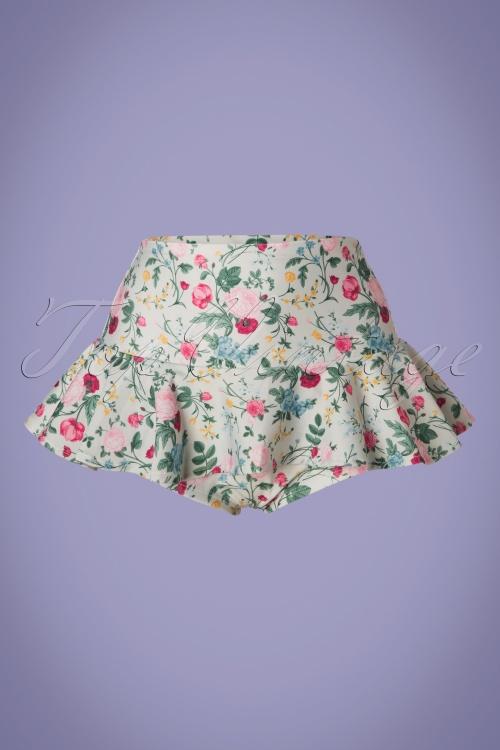 Belsira 27852 27853 Floral Skirt Bikini  20190130 009W