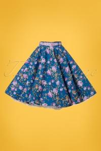 Bunny 28834 Violetta 50s Swing Skirt 20190205 003W