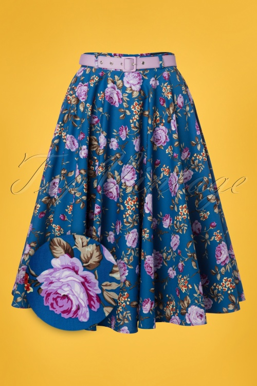 Bunny 28834 Violetta 50s Swing Skirt 20190205 008Z