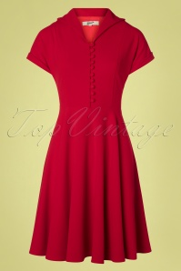 Belsira 29201 Red Swing Dress 20190205 002W