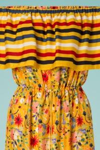 Banned 28043 Saffron Maxi Beach Dress 20190115 004V