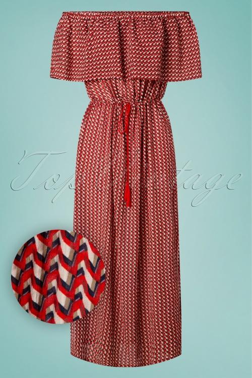Amici 28045 Goya Maxi Dress 20190116 010W1