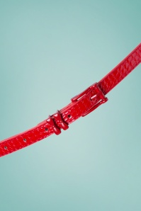 Banned Retro 28293 Belt Red 20190207 006W