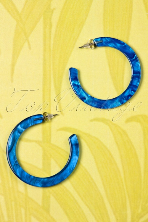 Darling Divine 29001 Blue Earrings 20190207 017W