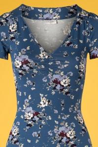 Vive Maria 27011 Mon Amour Blue Dress Flower 20190207 003V