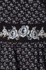 Vive Maria 27014 La Gitane Dress Blue Black Flowers 20190207 004