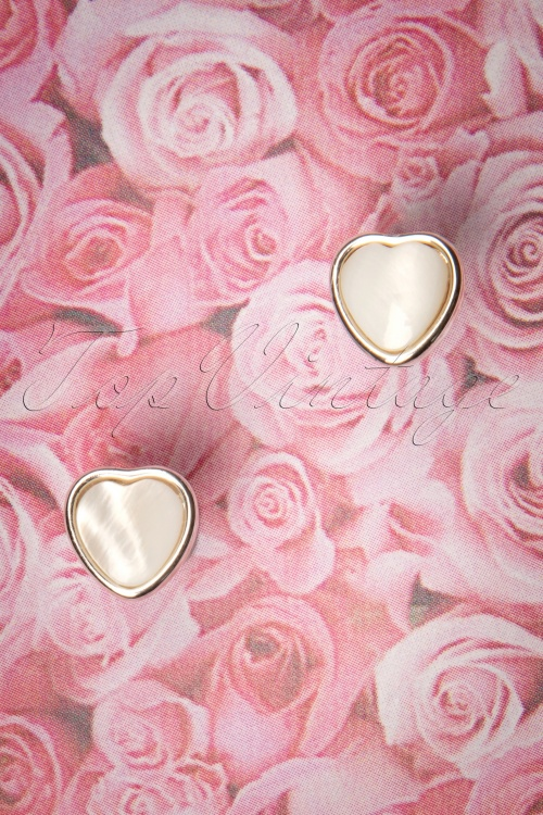 Darling Divine 28990 Silver Hearts Earrings 20190207 004W