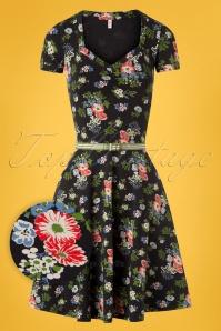 Blutsgeschwister 27289 Mze Kze Floral Dress 20190208 002W1