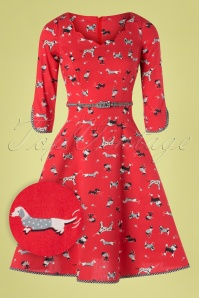 Blutsgeschwister 27287 Swing a Bow Doggy Dress 20190208 001W1
