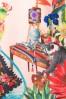 Yumi 27649 Mexican Artists Parrot Monkey Dress 20190214 005