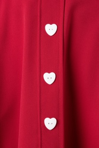 Steady Clothing 28904 Be Still My Heart Red Skirt 20190214 007